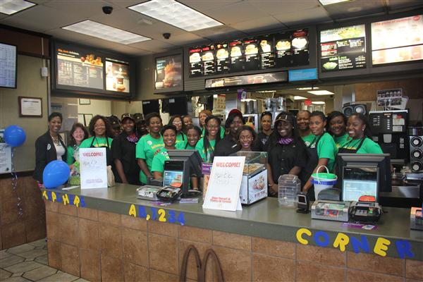 "Key Elementary Attends ""Mac-Teacher"" Night Event at Local McDonald's"