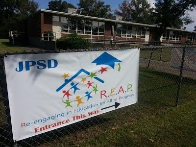 JPSD REAP Re-engaging in Education for All to Progress