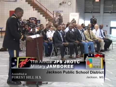 JROTC 31st Annual Cadet Review Ceremony