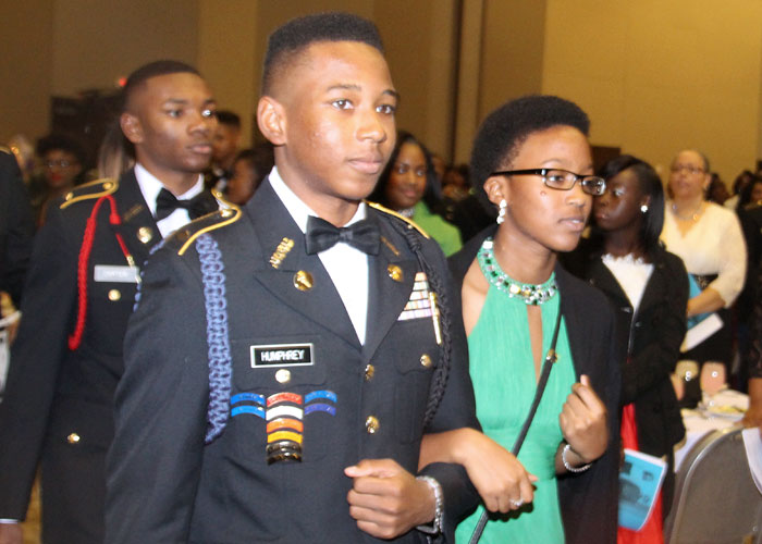 JPS Showcases Cadet Excellence at 6TH Annual JROTC Military Gala