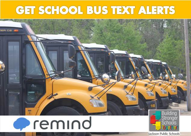 Get School Bus Text Alerts - Remind 101