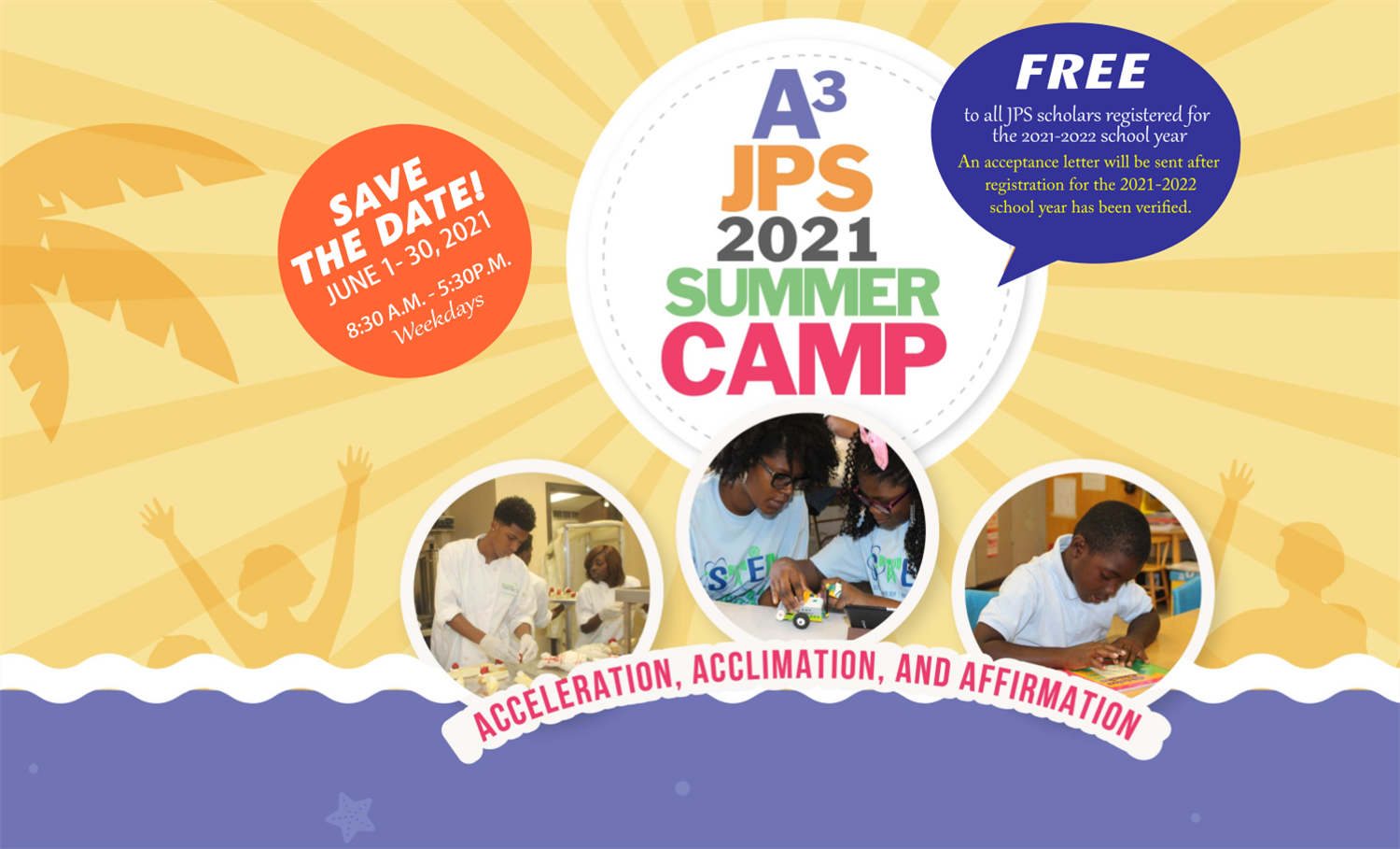 A3 JPS Summer Camp