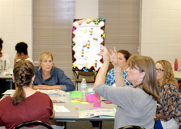 JPS EARLY CHILDHOOD TEACHERS ENHANCE PRE-K CURRICULUM WITH FROG STREET