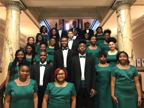 Jim Hill Choir