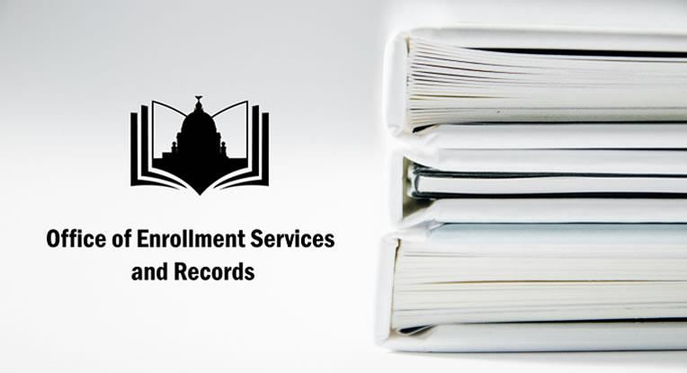 Enrollment and Records Picture