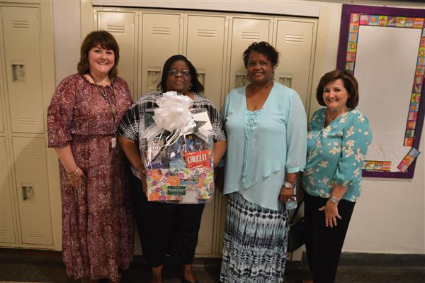 BankFirst Honors Mrs. Coleman