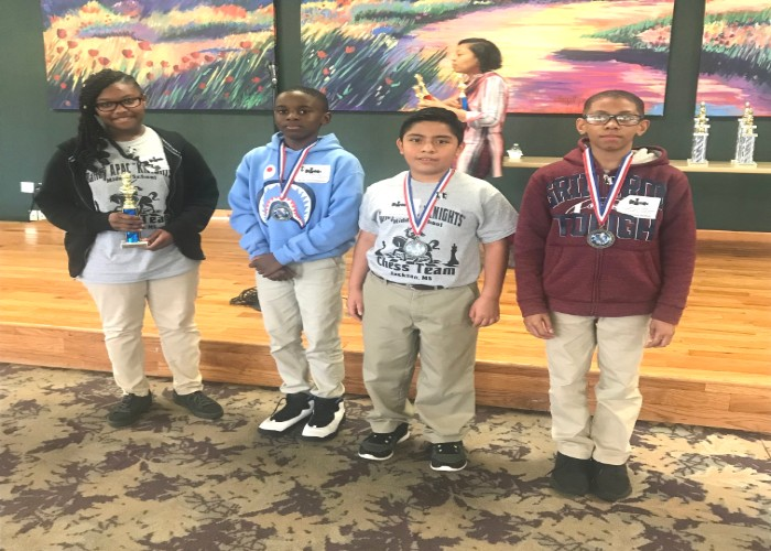 Chess Team Places High at Recent Tournament