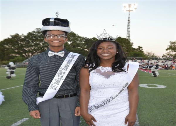 8th grade king and queen