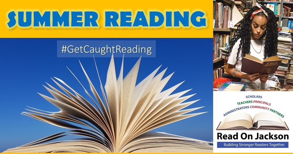 Summer Reading - Get Caught Reading!