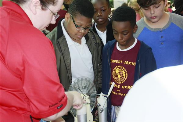 Northwest Students Attend Mississippi Science Fest