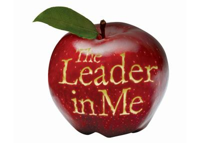 Leader in Me Apple Logo