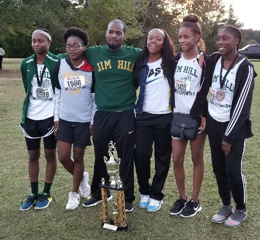 Jim Hill Cross Country Team Wins City Championship