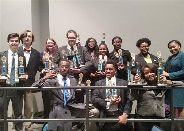Murrah Speech and Debate national qualifiers