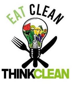 Eat Clean. Think Clean.