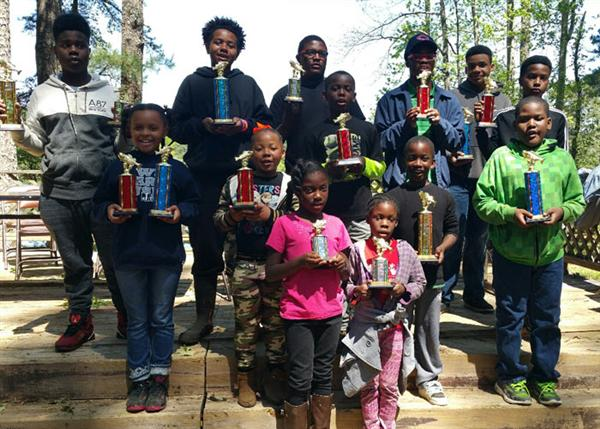 JPS Fishing Rodeo Winners
