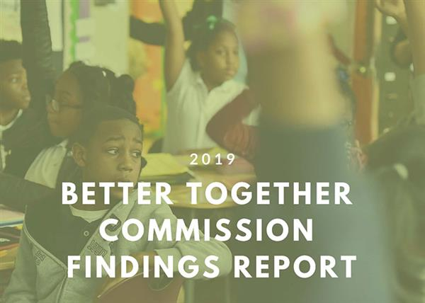 2019 Better Together Commission Findings Report