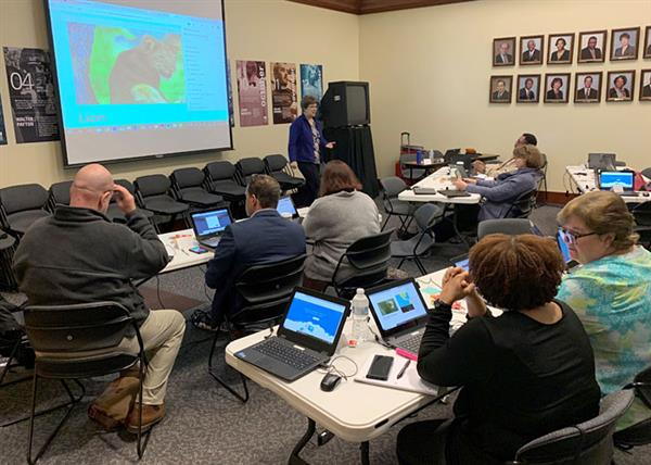 JPS Hosts Microsoft Education Training for School IT and Ed
