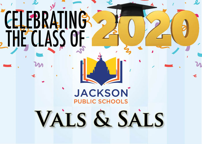Celebrating the Class of 2020 - JPS Vals & Sals
