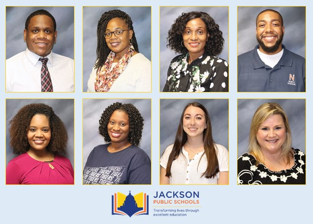 Eight JPS Educators Recognized As 2020 Outstanding Educators