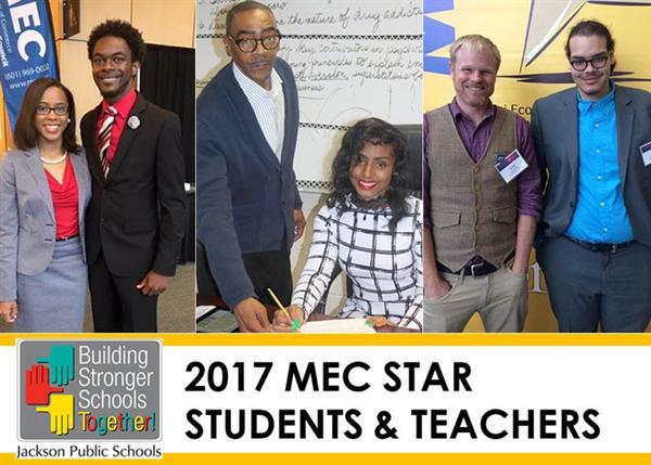 MEC Star Students and Teachers