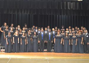 Murrah High School Choir
