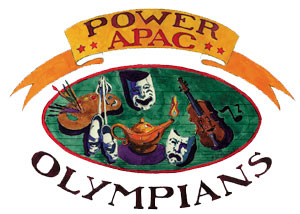 Power APAC Olympians Logo