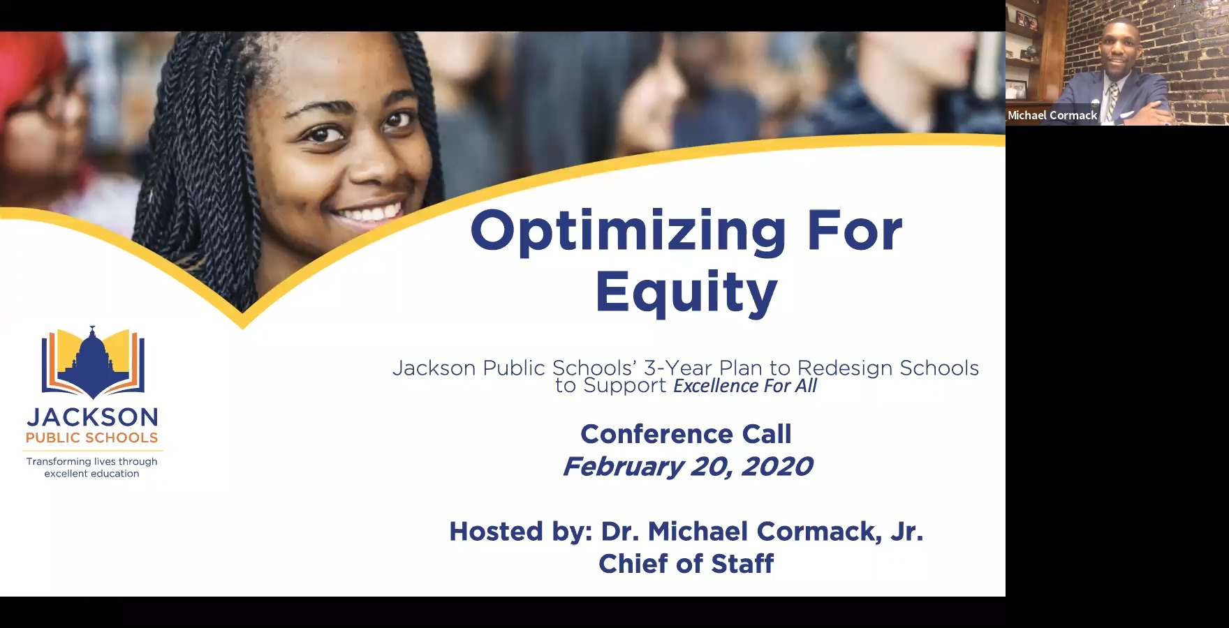 Optimizing for Equity Employee Conference Call