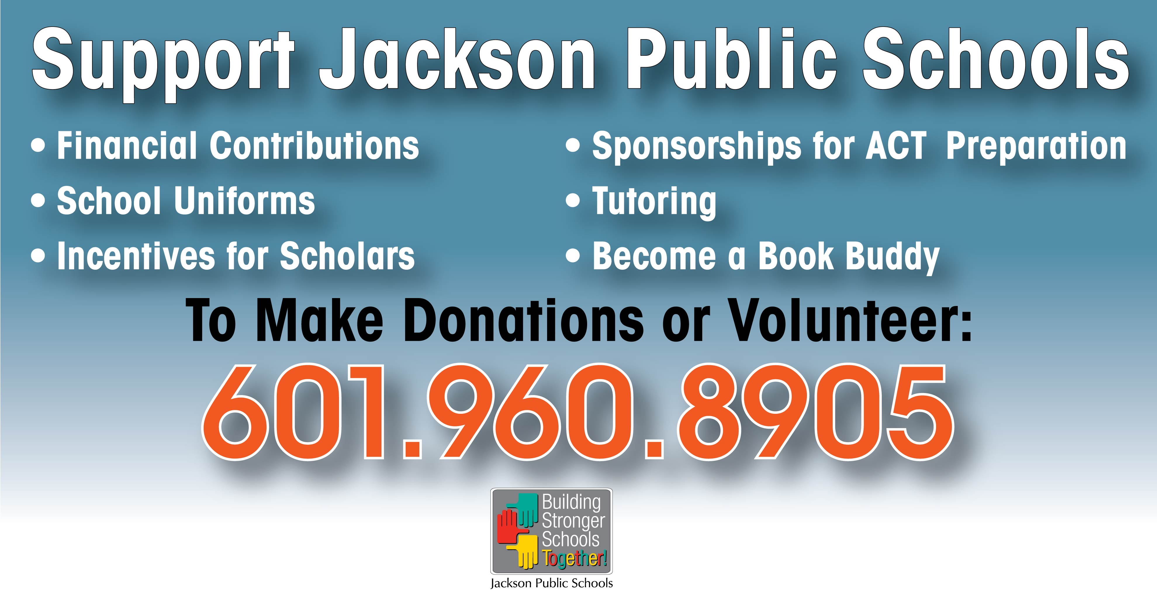 Jackson Public Schools Staff Directory