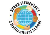 Spann Elementary School logo