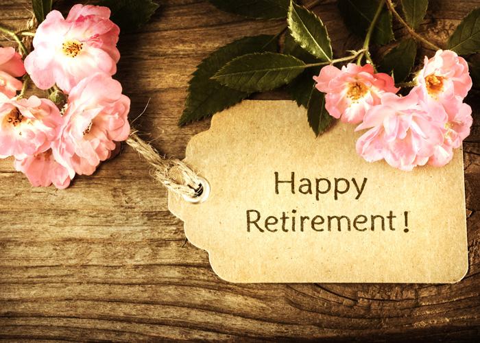 Happy Retirement_
