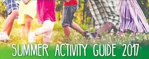 Summer Activity Guide 2017 Cover
