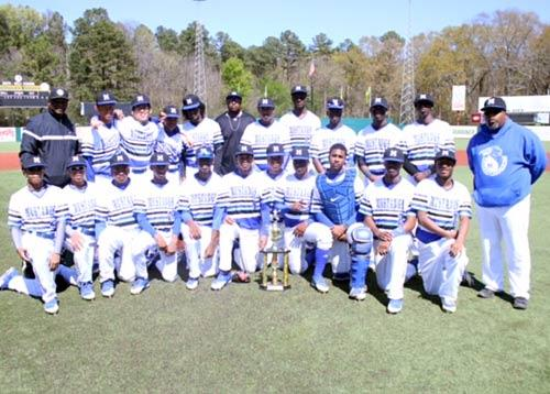 Murrah Mustangs Baseball Team